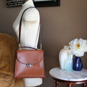 Jack Georges | Vintage Shoulder Bag / Hand Bag